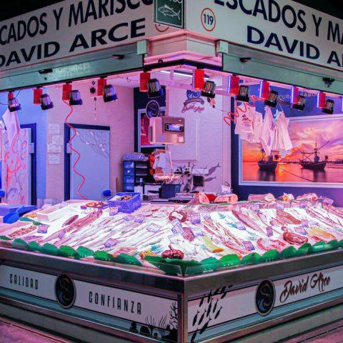 pescados y mariscos david arce