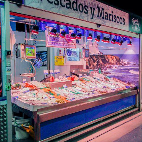 pescados y mariscos fernandez