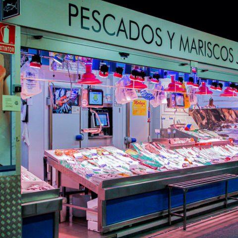 pescados y mariscos javier