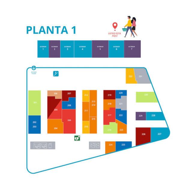 PLANTA-1 mercado barcelo