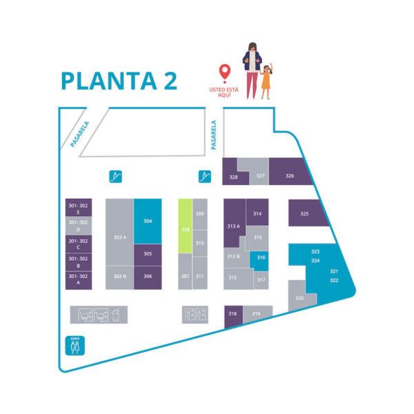 PLANTA-2 mercado barcelo