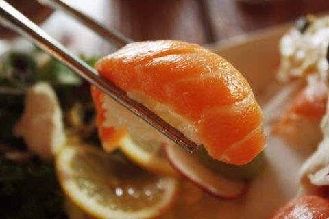 cocina típica japonesa