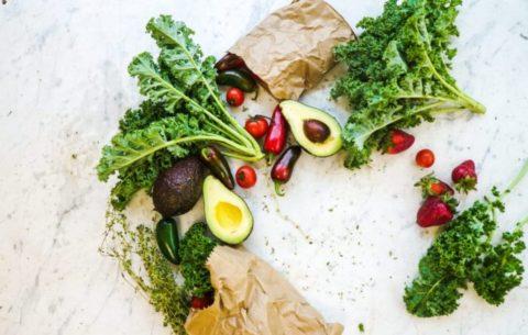 desinfectar fruta y verdura
