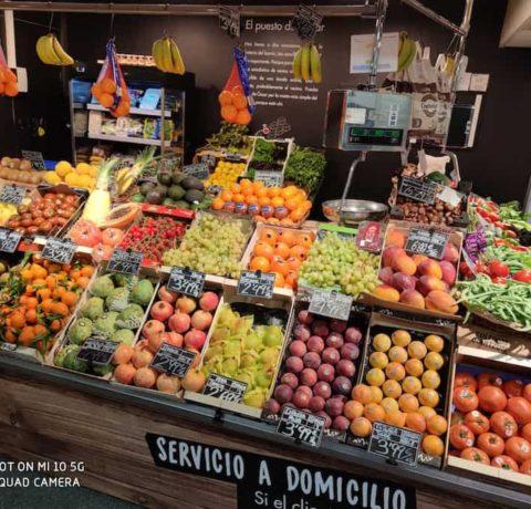 a dos manzanas mercado