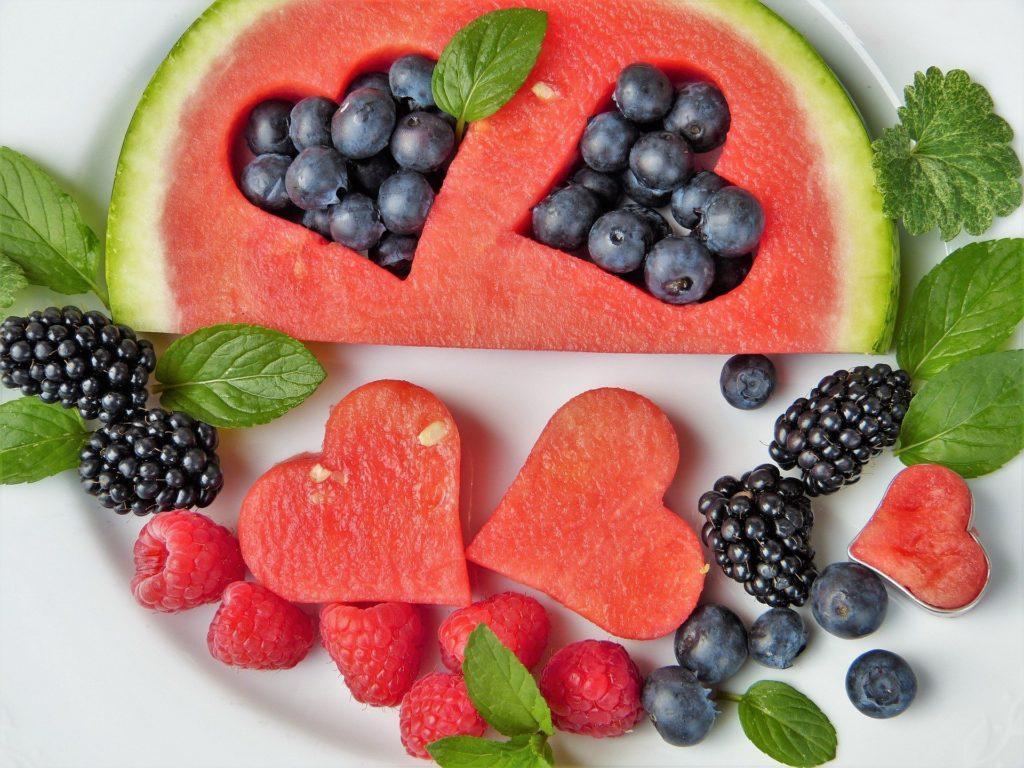 Frutas de temporada: edición verano